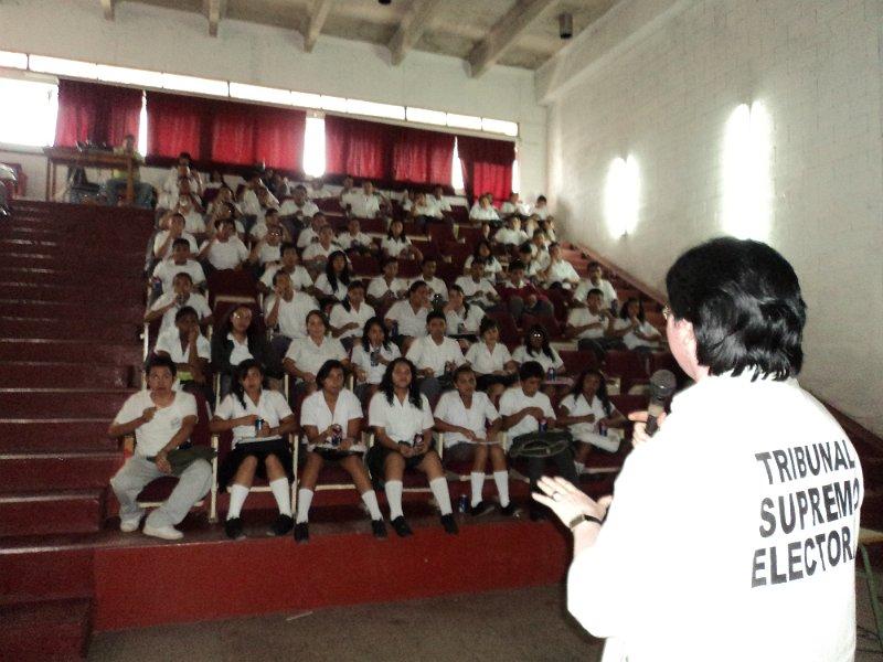 TSE/Capacitación Escolar/DSC01332
